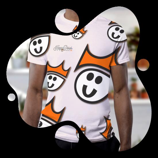 Promotiemateriaal shirt